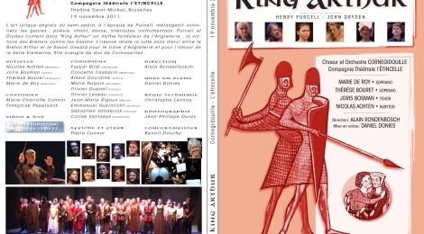 [ 2011 Novembre ] King Arthur @ Cornegidouille & L'étincelle