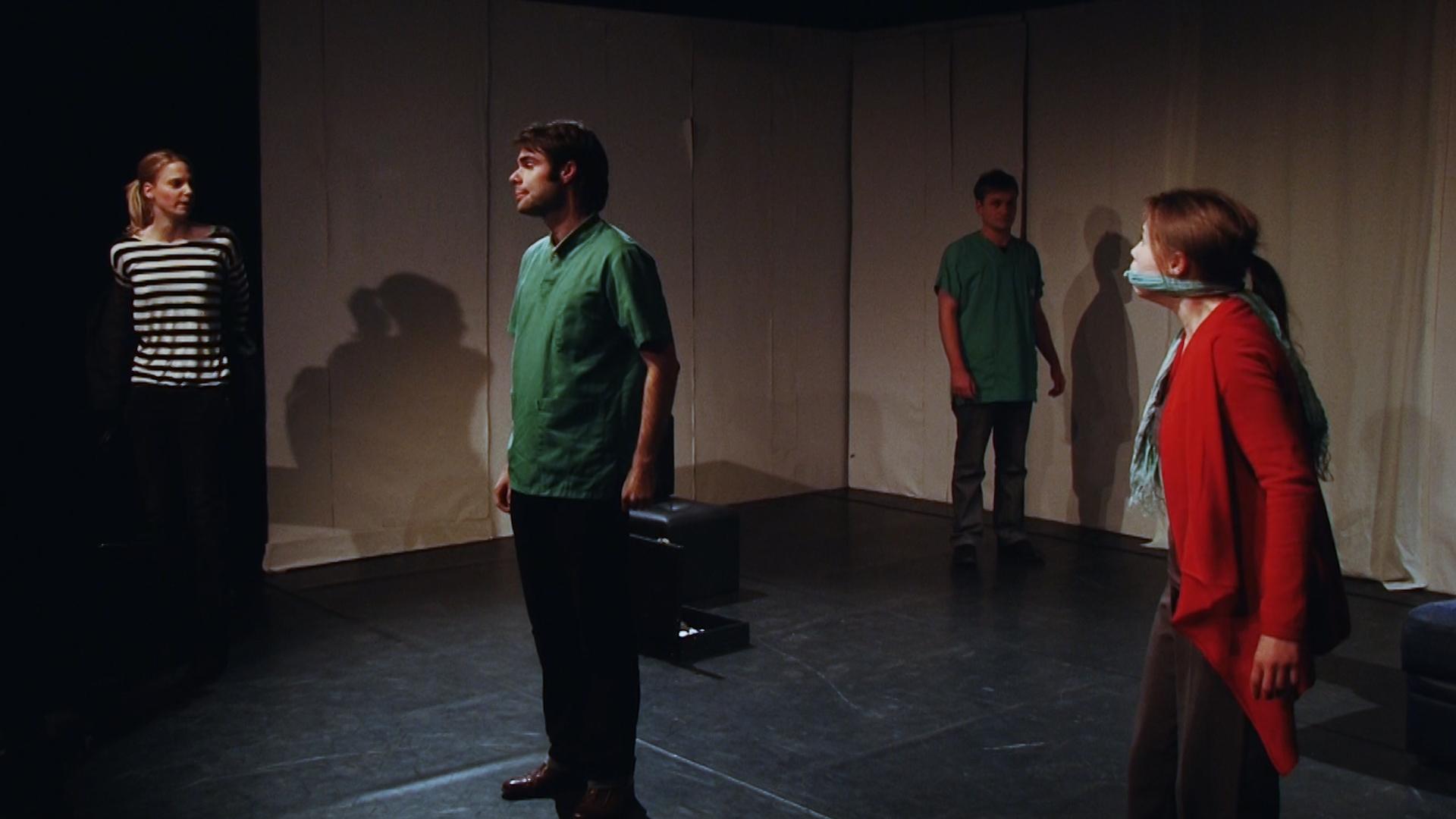 [ 2012 Novembre ] La nuit des fauves @ Gaëlis Production - Mise au point 01