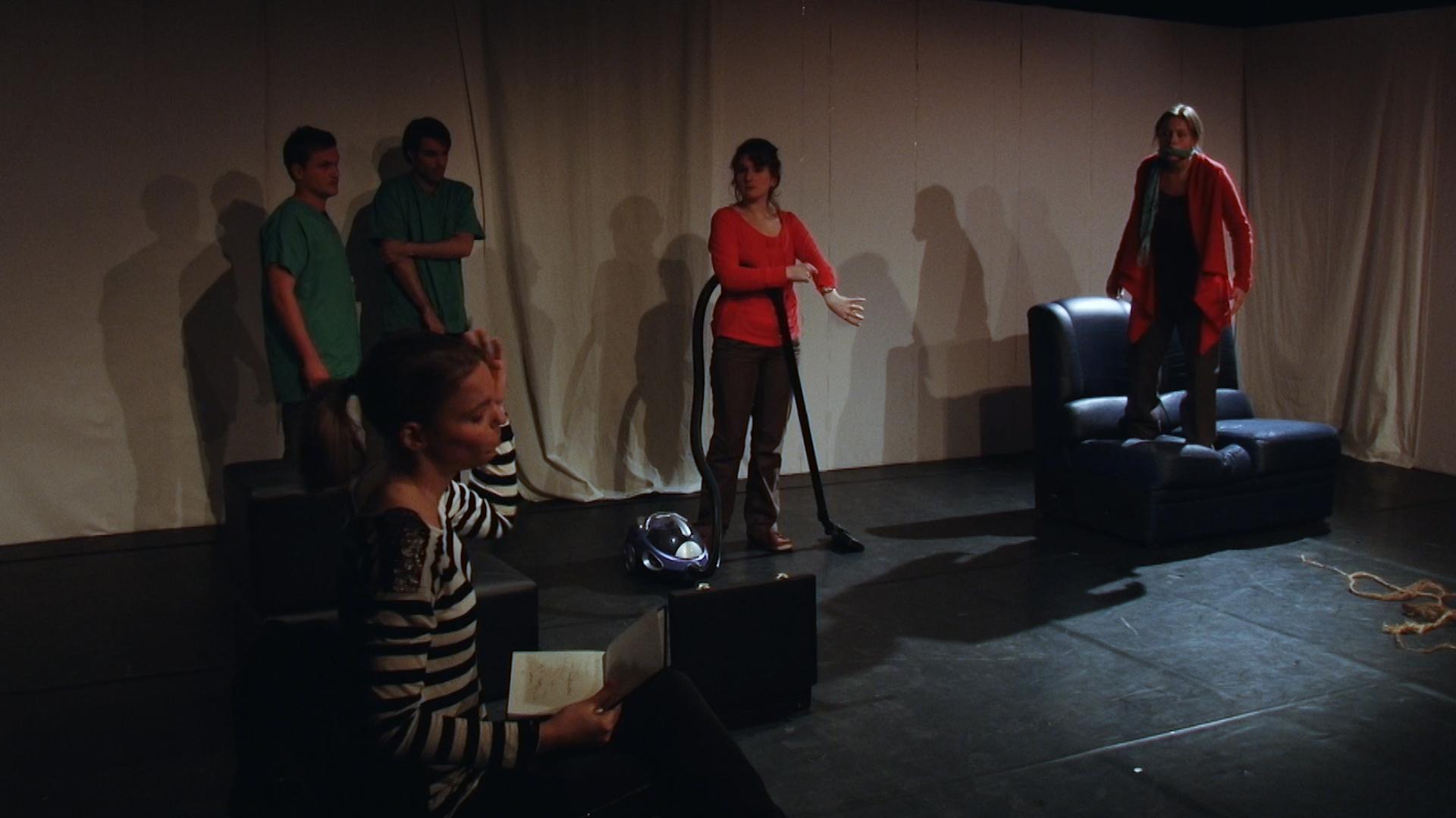 [ 2012 Novembre ] La nuit des fauves @ Gaëlis Production - Mise au point 02