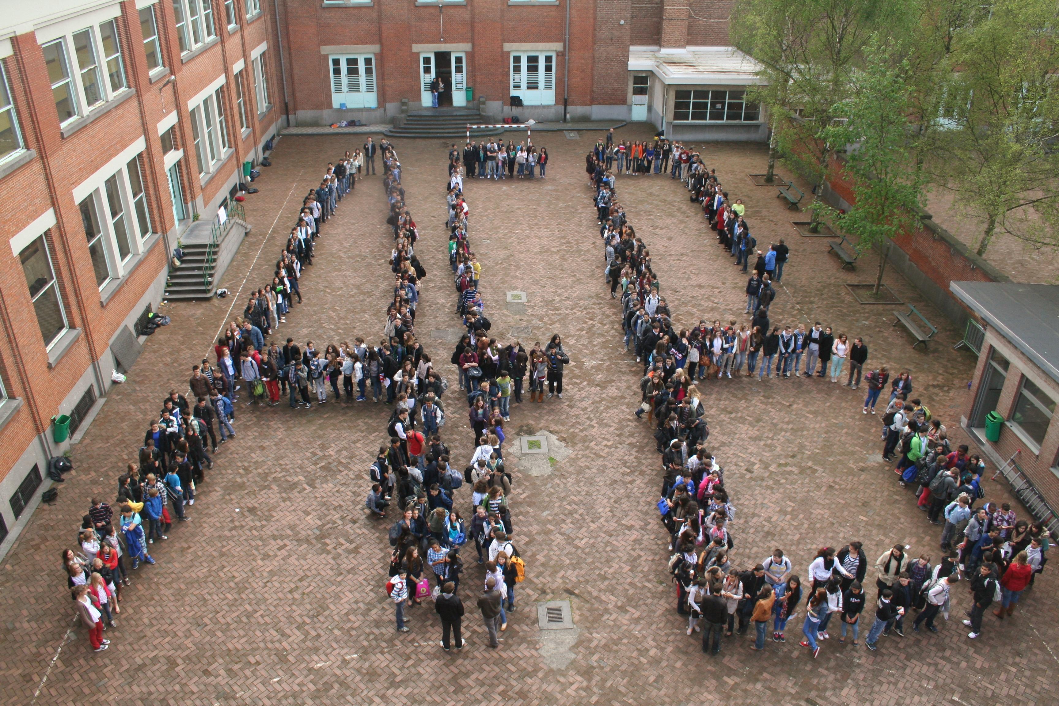 [ 2013 Mars ] Un lundi sans élèves @ Athénée Fernand Blum - AFB élèves