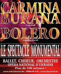 [ 2014 Septembre ] Carmina Burana @ Classicall Productions