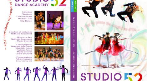 [ 2014 Juin ] Sur la piste du magicien d'Oz @ Studio 52 Dance Academy
