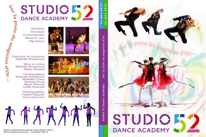 D_Projects [2PRJD]Spectacle[ 2014 Juin ] Sur la piste du magicien d'Oz @ Studio 52 Dance Academyjpg - jaquette-14mm