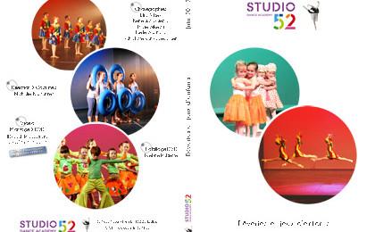 [ 2012 Juin ] Rêveries et jeux d'enfants @ Studio 52 Dance Academy